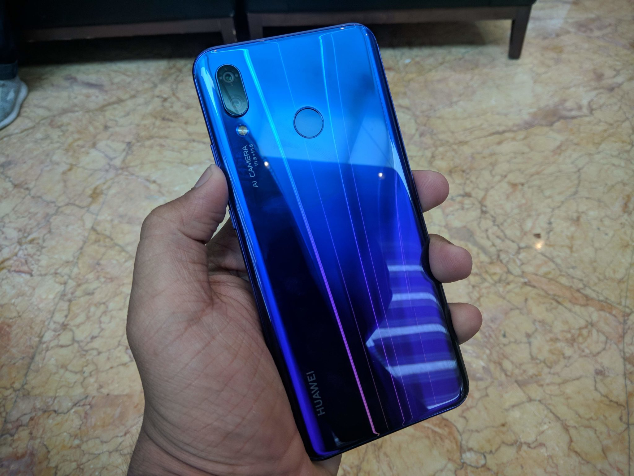 Huawei Nova 3 3i Launched With 4 Ai Based Cameras Techifie Case